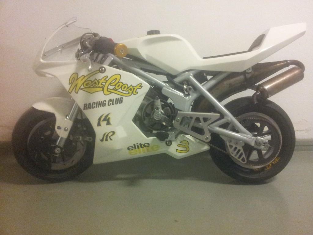 WCRC Blata Mini-Moto